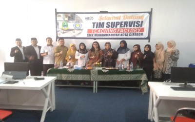 Supervisi Teaching Factory